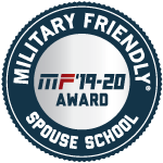 New Horizons of Charleston earns 2019-2020 Military Spouse Friendly® School Designation